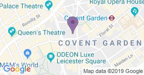 Arts Theatre - Teaterns adress