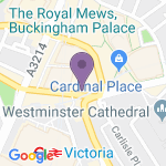 Victoria Palace - Teaterns adress