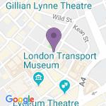 Fortune Theatre - Teaterns adress