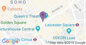 Gielgud Theatre - Teaterns adress