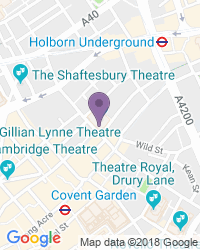 New London Theatre (Gillian Lynne Theatre) - Teaterns adress