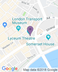 Lyceum Theatre - Teaterns adress