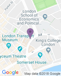 Aldwych Theatre - Teaterns adress