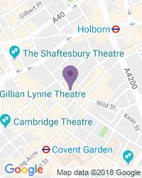 Gillian Lynne Theatre - Teaterns adress