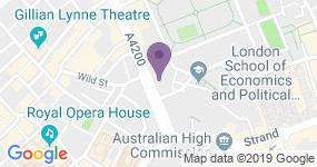 Peacock Theatre - Teaterns adress
