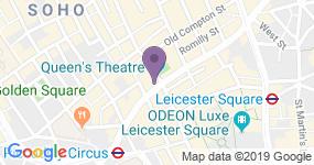 Queen's Theatre - Teaterns adress