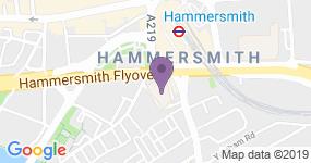 Hammersmith Apollo (Eventim) - Teaterns adress
