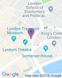 Novello Theatre - Teaterns adress