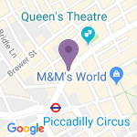 Lyric Theatre - Teaterns adress