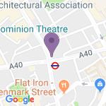Dominion Theatre - Teaterns adress