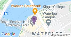 Queen Elizabeth Hall - Teaterns adress