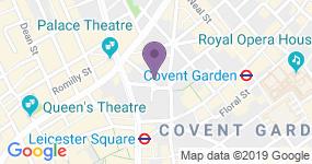 St Martins Theatre - Teaterns adress