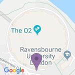 The O2 - Teaterns adress