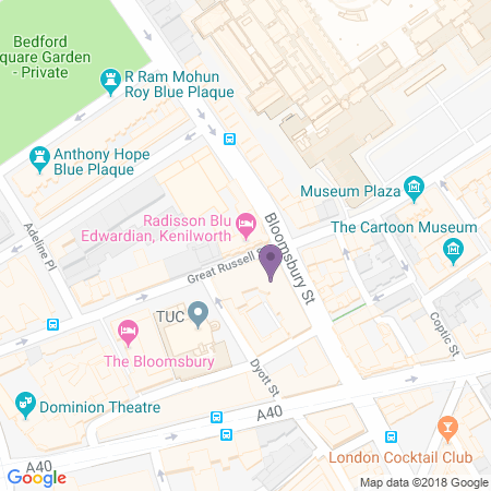 Radisson Blu Edwardian Karta