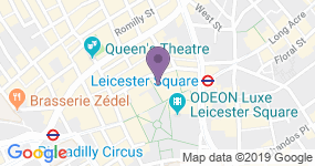 Leicester Square Theatre - Teaterns adress