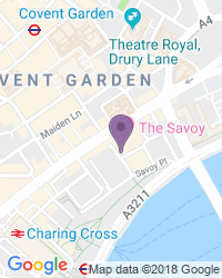 Savoy Theatre - Teaterns adress