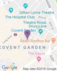 Royal Opera House - Teaterns adress