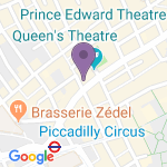 Gielgud Theatre - Teaterns adress