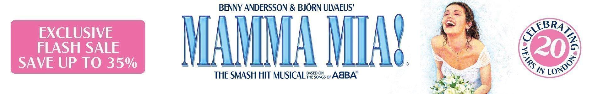 Mamma Mia! Tickets