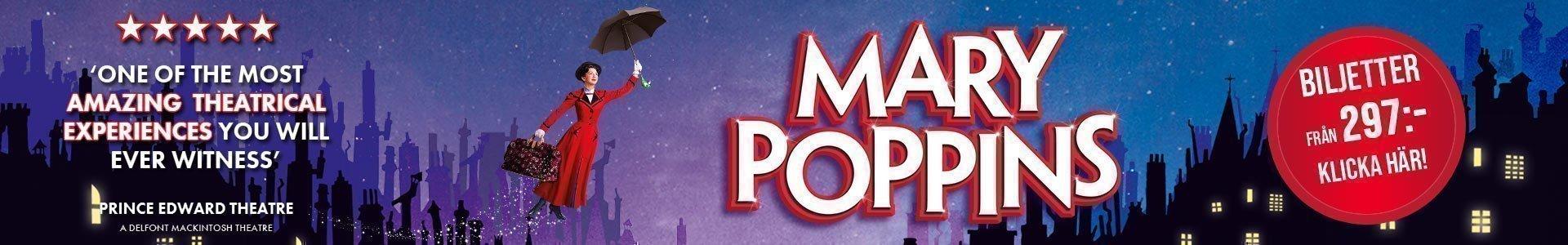 Mary Poppins - London