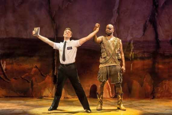 The book of mormon i london officiella biljetter genom - Jackson county missouri garden of eden ...